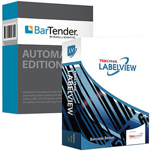 Label Design & Printing Software
