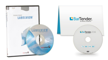 labelview image and Bartender software