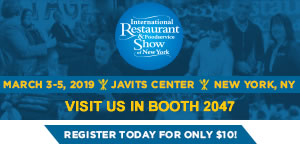 2019 International Restaurant Foodservice Show