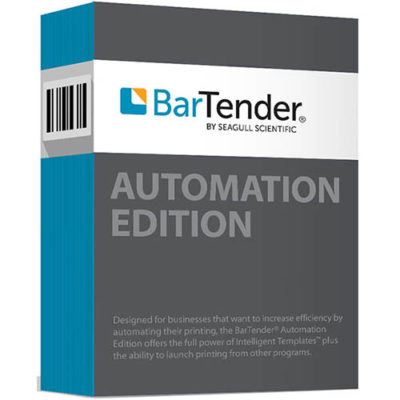 BarTender Barcode Label Software